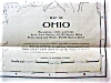 Click to view larger image of Antique Map Ohio 1901 Large Foldout (Image2)