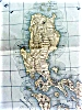 Click to view larger image of Antique Map Philippine Islands 1901 Large Foldout (Image3)