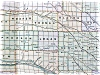Click to view larger image of Antique Map Nebraska 1901 Large Foldout (Image4)