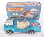 Click here to enlarge image and see more about item MB164: Matchbox No. 55 Hellraiser MIB