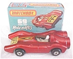 Click here to enlarge image and see more about item MB176: Matchbox No. 69 Turbo Fury MIB
