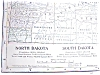 Click to view larger image of Antique Map North & South Dakota Arkansas 1906 (Image2)