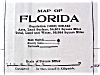 Click to view larger image of Antique Map Alabama Florida 1906 (Image4)