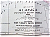 Click to view larger image of Antique Map Alaska 1906 Large Fold Out (Image2)