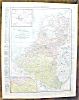 Click to view larger image of Map France Netherlands 1912 (Image3)