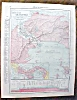Click to view larger image of Map Central America Panama 1912 (Image3)