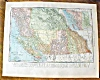 Click to view larger image of Map Mexico British Columbia 1912 (Image3)