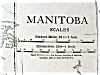 Click to view larger image of Antique Map Manitoba Maritime Provinces 1912 (Image2)
