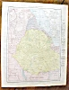 Click to view larger image of Antique Map Malaysia Australia New Zealand Fiji 1912 (Image3)