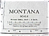 Click to view larger image of Antique Map Montana Idaho 1912 (Image2)