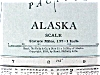 Click to view larger image of Antique Map Alaska Yukon Canada 1912 (Image2)