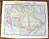 Click to view larger image of Antique Map Alaska Yukon Canada 1912 (Image3)