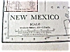 Click to view larger image of Antique Map Colorado New Mexico 1912 Rand McNally (Image4)