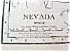 Click to view larger image of Antique Map Arizona Nevada 1912 Rand McNally (Image4)
