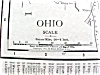Click to view larger image of Antique Map Ohio & Cincinnati 1912 Rand McNally (Image2)