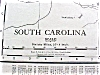 Click to view larger image of Map South Carolina Georgia 1912 (Image2)