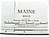 Click to view larger image of Map Maine New Hampshire 1912 (Image2)