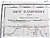 Click to view larger image of Map Maine New Hampshire 1912 (Image4)