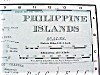 Click to view larger image of Map Philippine Islands 1912 Rand McNally (Image2)