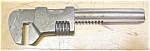 Click to view larger image of Mossberg Adjustable Bicycle Wrench 5 inch (Image1)