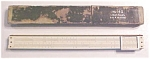 Click here to enlarge image and see more about item T15329: Slide Rule Albert Nestler 14X + Case