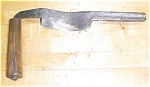 Click to view larger image of Antique Coopers' Chamfer Draw Knife Hollowing (Image1)