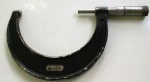 """Click to view larger image of Starrett 3-4"""" No. 436 Micrometer (Image1)"""