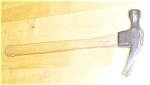 Click to view larger image of Antique Claw Hammer Nice (Image1)