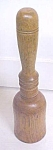Click to view larger image of Ash Carving Chisel Mallet 3/4 pound Fancy Turning (Image1)