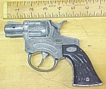 Click here to enlarge image and see more about item T18265: Hubbley The Detectives Cap Pistol Revolver Gun