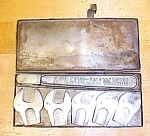 Click to view larger image of Park Metalware Xcel Multiple Head Wrench Set + Metal Ca (Image1)