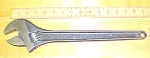 Armstrong 15 inch Wrench No. 34-415 New Old Stock