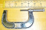 Click to view larger image of Brown & Sharpe No. 63 2-3 inch Micrometer Patented 1923 (Image1)