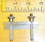 Lufkin No. 8 Rule Clamp Joint Two Rules Together