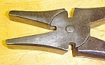 King & Co. Pliers Cutters Utility Antique