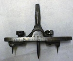 Click here to enlarge image and see more about item T3433: Hargrave Round Washer / Gasket Cutter