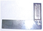 Click to view larger image of Stanley No. 1 Try & Mitre Square Type 2 (Image1)