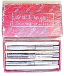 Bay State Taps Boxed Tap Set 1/4-20