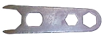 Click here to enlarge image and see more about item T5734: Ford Combination Wrench T1349
