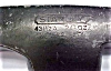 Click to view larger image of Stanley  Bricklayer's Hammer No. 431 1/2A (Image2)