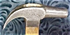 Click to view larger image of Farrier's  Hammer 8 ounce (Image3)