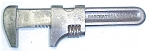 Click to view larger image of Barnes Adjustable 4 inch Wrench  Rare! (Image1)