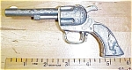Click here to enlarge image and see more about item T7908: Smokey Cap Gun Pistol Cast Metal