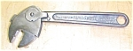 Click to view larger image of Speednut Chicago Wrench 8 inch Adjustable (Image1)