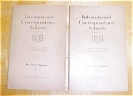 Steel Square Instruction Booklet Set ICS 1920