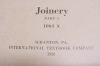Click to view larger image of Joinery Instruction Booklet Set ICS 1920 (Image2)