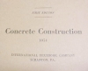 Click to view larger image of Concrete Construction Booklet ICS 1920 (Image2)