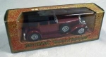 Click here to enlarge image and see more about item TOY166: Matchbox 1930 Model 'J' Duesenbury Y-4 MIB