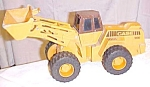 Click here to enlarge image and see more about item Toy386: ERTL Case W30 Articulating Loader Rubber Tires
