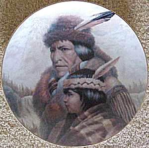 NEZ PERCE' Nation Gregory Perillo America's Indian Heritage Vague Shadows (Image1)